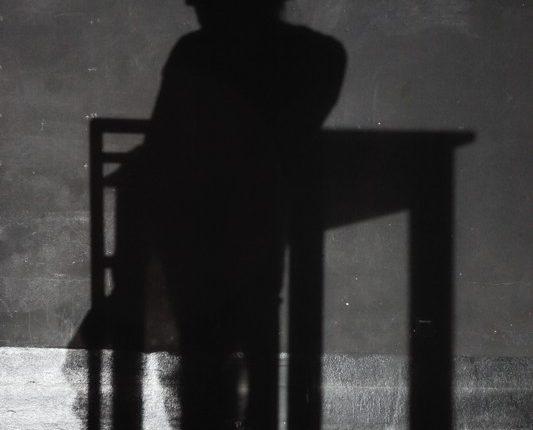 Maulwurf, Theater, Tanz, Performance, Schatten, © Sigrid Wurzinger