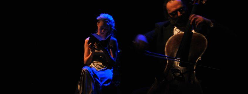 Mondnacht, Eichendorff, Cello, © Sigrid Wurzinger
