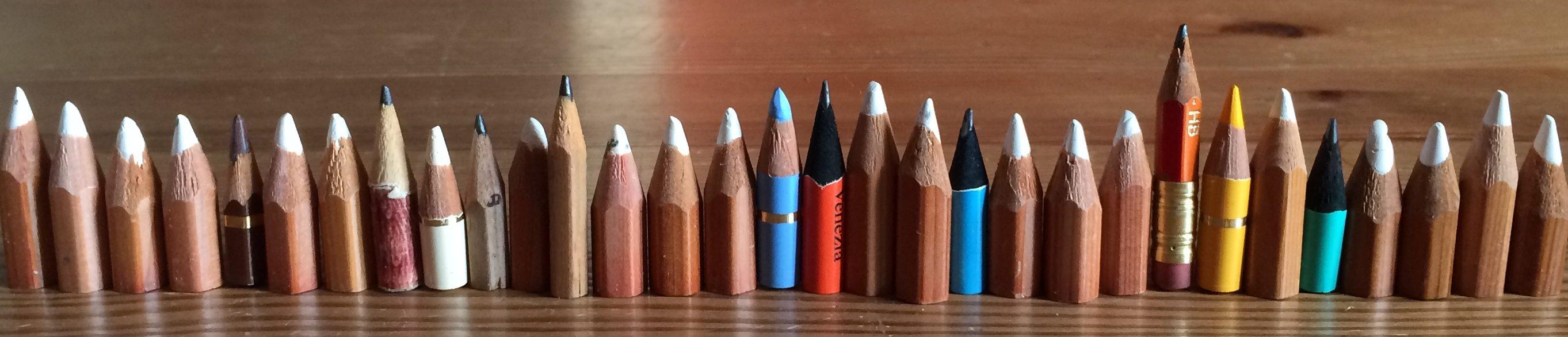 Stifte, © Sigrid Wurzinger