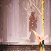 Die lachende Füchsin, Die Füchsin im Wald, © Sigrid Wurzinger