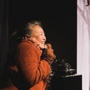 Die lachende Füchsin, Es ist kalt, © Sigrid Wurzinger